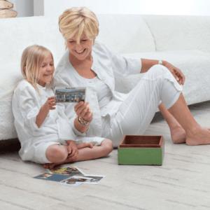 Δάπεδα Βινυλίου & Φελλού Vinylcomfort για ηχομόνωση και θερμομόνωση