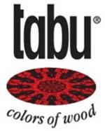 καπλαμάδες επενδύσεων - TABU colors of wood