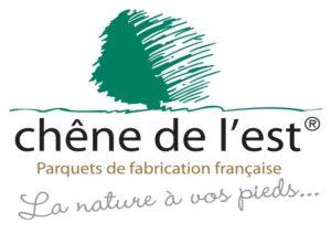 Λογότυπο της εταιρείας Chêne de l'est - ΧΕΙΡΟΠΟΙΗΤΑ ΞΥΛΙΝΑ ΔΑΠΕΔΑ