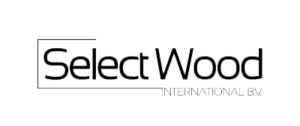 Το λογότυπο της εταιρείας ξύλινων δαπέδων Select Wood