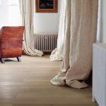 Παλαιωμένα ξύλινα δάπεδα - Wicanders - Manor House Oak Rustic Smoked White Oiled