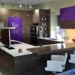 Ανακατασκευασμένοι καπλαμάδες TABU - Κουζίνα σε εκθεσιακό χώρο