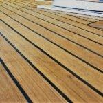 Ξύλινα Δάπεδα Εξωτερικών Χώρων WOOD DECK - Deck Teak
