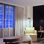 Ανακατασκευασμένοι καπλαμάδες TABU - Γραφείο σε σουίτα ξενοδοχείου