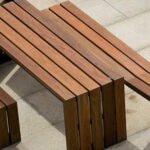 Ξύλινα Δάπεδα Εξωτερικών Χώρων WOOD DECK - Παγκάκια εξαιρετικής αντοχής