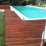 Ξύλινα Δάπεδα Εξωτερικών Χώρων WOOD DECK - Lpe πισίνα