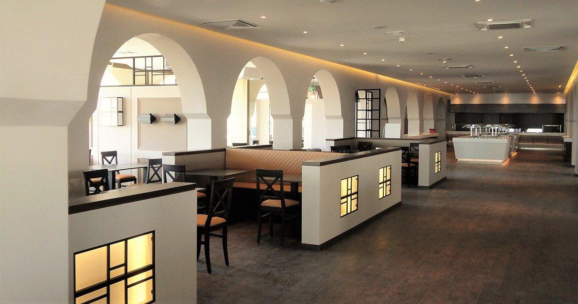 Ενδεικτικό σημείο τοποθέτησης - Hydrocork Marbella σε ξενοδοχείο της Κέρκυρας