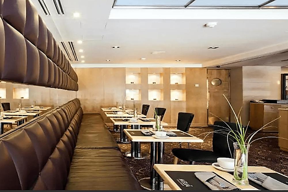 TGWAYS ΚΑΠΛΑΜΑΔΕΣ TABU - HOTEL MELIA ATHENS - RESTAURANT