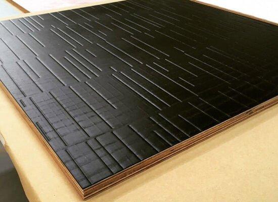 GROOVY 3-D Veneer Panels Οι Τρισδιάστατοι Καπλαμάδες